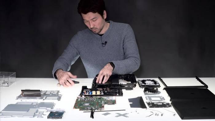 Was steckt im Inneren der PS4 Pro? Das zeigt Sony im offiziellen Teardown-Video.