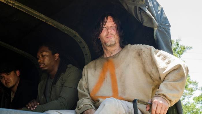 Hat Daryl in Folge 4 versucht, mit Rick zu kommunizieren?