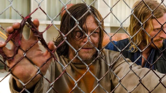 "Liebling der Fans: Daryl Dixon aus ""The Walking Dead""."