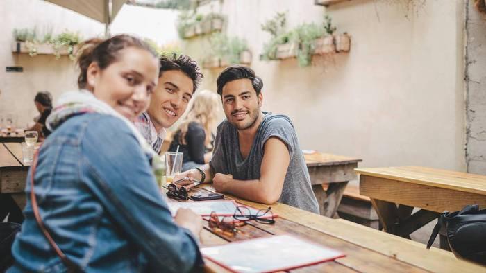 Mit Amigo sollst Du Treffen mit Deinen Freunden einfacher organisieren können.