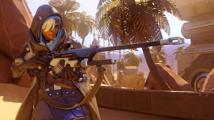 """""""Overwatch"""" war eines der besten PC-Spiele 2016."""