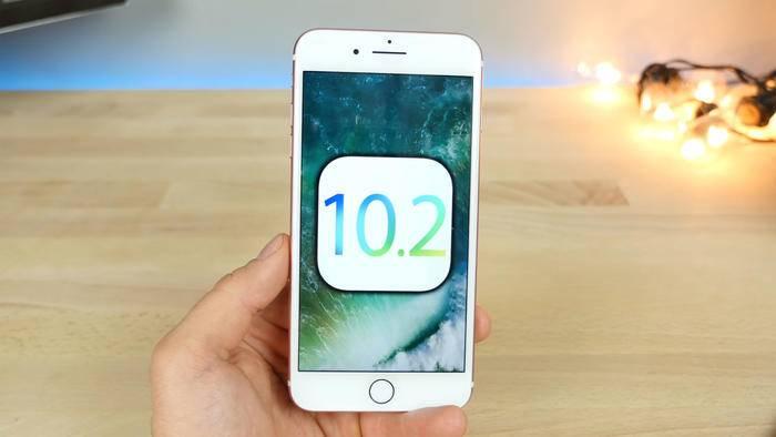 Beta Nummer 7 von iOS 10.2 ist da.