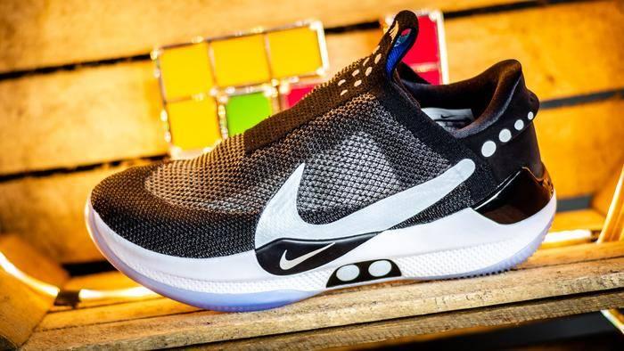 Nike Teenager wurde Adapt Sneaker der meiner BB Wie Träume zum xoWQCerdB