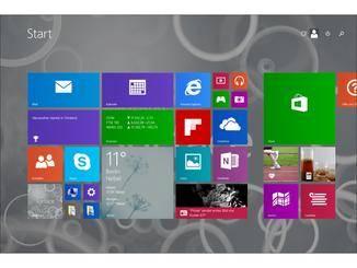 Durch Drücken der Windows- und der Lautstärketaste wird ein Screenshot erstellt.