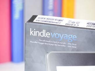 Der Kindle Voyage ist Amazons Spitzen-Reader.