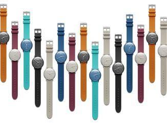 Zudem stehen viele knallige Armbandfarben zur Auswahl.