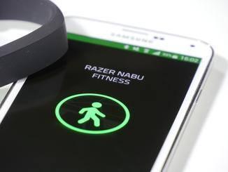 Zur Analyse der Fitness-Daten brauchst Du die Nabu Fitness-App.