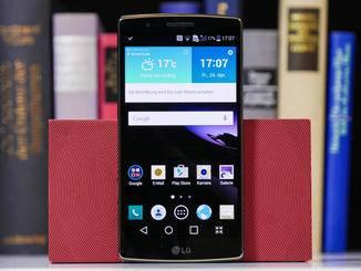 Auf der CES 2015 enthüllte LG das G Flex 2, folgt 2016 der Nachfolger?
