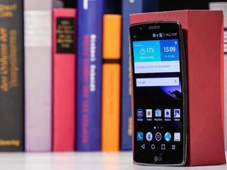 Dieses Smartphone macht die Biege: das LG G Flex 2.