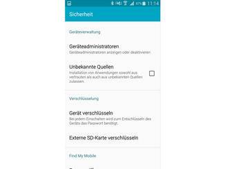 WhatsApp im Material Design