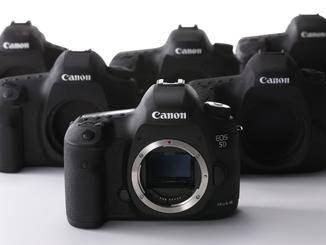 Bei Fotografen weltweit beliebt: die Canon EOS 5D Mark III.