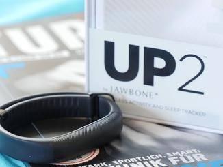 Das Jawbone Up2 sieht dem Up3 ähnlicher als seinem Vorgänger.