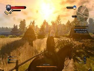 Grafisch macht das Spiel auch auf der PS4 einiges her.