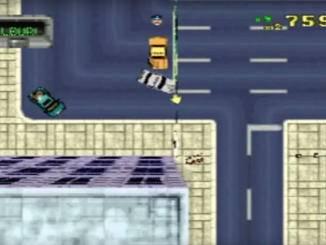 """Die Grafik von """"GTA"""" wirkte schon beim Erscheinen 1997 angestaubt."""