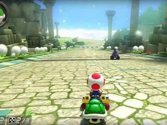 """Allerdings gibt es eine Reihe von Ablegern wie """"Mario Kart 8""""."""
