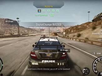 """Der bislang jüngste Teil ist """"Need for Speed Rivals"""" von 2013."""