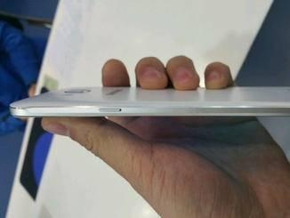 Das Galaxy A8: Samsung bringt sein bislang schlankstes Smartphone auf den Markt.