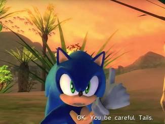 Der Sprung in die dritte Dimension ist Sonic nicht so recht geglückt.