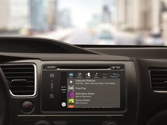 Der Fokus von CarPlay liegt auf Musik.