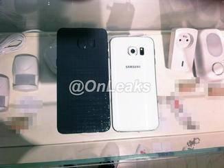 Trotzdem ist der Größenunterschied im Vergleich zum normalen Galaxy S6 deutlich.