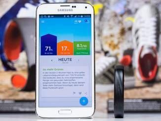 Die Up-App zählt zu den aktuell besten Fitness-Apps.