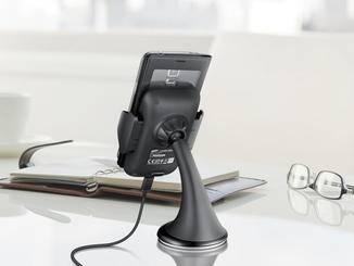 Nicht nur im Auto sinnvoll, auch ein Einsatz im Büro ist möglich.