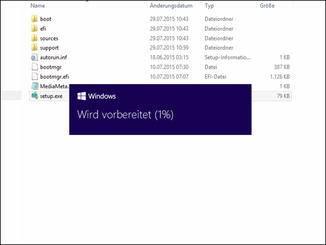 Windows 10 Upgrade Durchführen