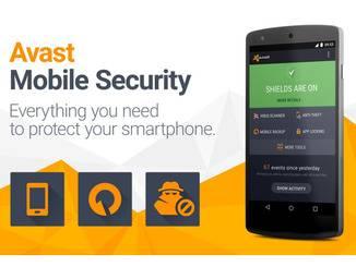 AVAST bietet eine ganzheitliche Sicherheits-App...
