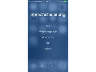 Siri erkennt jetzt noch mehr Sprachbefehle.