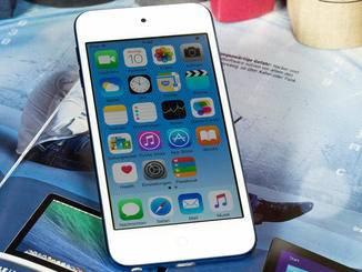 Auf dem iPod läuft standardmäßig iOS 8.4.