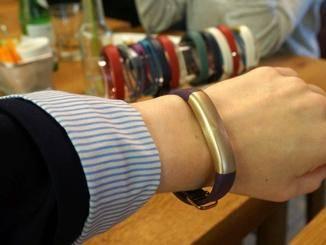 Eine neue Version des Up2 setzt weiterhin auf das alte Armband-Design.