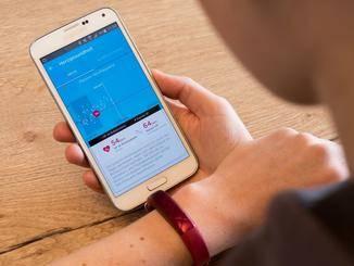 Endlich! Das Jawbone Up3 bekommt eine neue Funktion: ...
