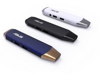 Der VivoStick PC 3 wirkt fast wie ein USB-Stick.