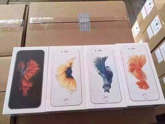 So sehen die iPhone 6s-Verpackungen aus.