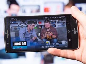 Über Chromecast werden alle Inhalte von Smartphone, Tablet oder Browser gestreamt.