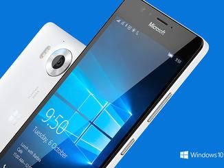Das neue Lumia 950 hat ein Quad HD-Display.