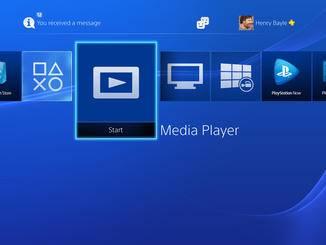 Der Media Player der PS4 kann sowohl Fotos als auch Videos wiedergeben.