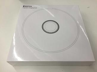Neues Ladedock für die Apple Watch