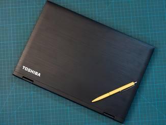 Als Laptop macht der Radius 14 eine gute Figur.