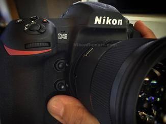 Nikon Rumors zeigt erste vermeintliche Bilder der Nikon D5.