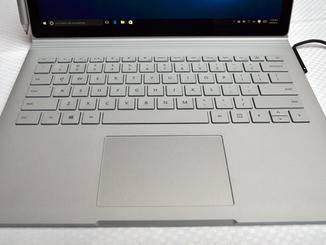 ... mit seiner guten Tastatur ...