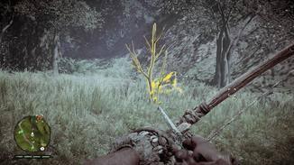 """Zentrale Spielelemente von """"Primal"""" sind die """"Hunter Vision""""..."""