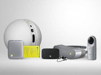 Auch LG bietet eine 360-Grad-Kamera als Zubehör zum G5 an.