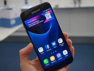 Das Galaxy S7 kommt wie der Vorgänger in 5,1 Zoll.
