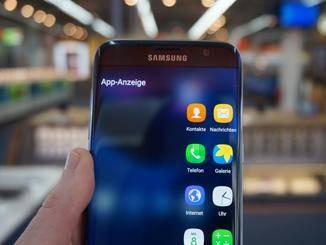Das Galaxy S7 Edge darf sich zudem über neue Edge-Features freuen.