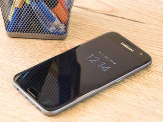 Das Galaxy S7 bleibt dem 5,1-Zoll-Format treu.