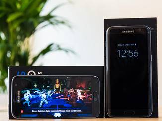 Galaxy S7 und Galaxy S7 Edge sollen echte Gaming-Maschinen sein.