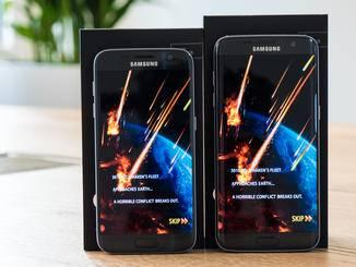 Sie sind Teil des Game Launchers von Samsung.
