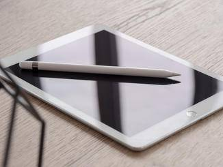 iPad Pro 9,7 mit Apple Pencil