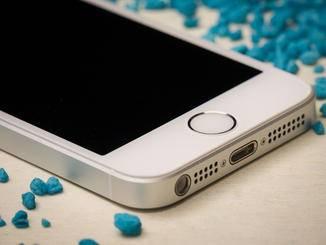 Der Touch ID-Button entspricht nicht der neuesten, sondern der ersten Generation.